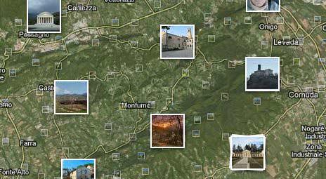 Marca Trevigiana Google-Maps